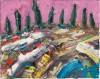 sattel-2012-l-auf-leinwand-40-x-50-cm